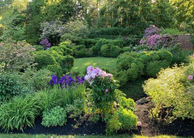 Historic Fletcher Steele Garden