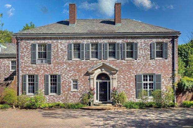 The McGinley House Milton, Ma